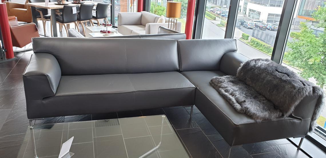 Design on Stock Bloq 2,5 zits bank met chaise  - Refurbished