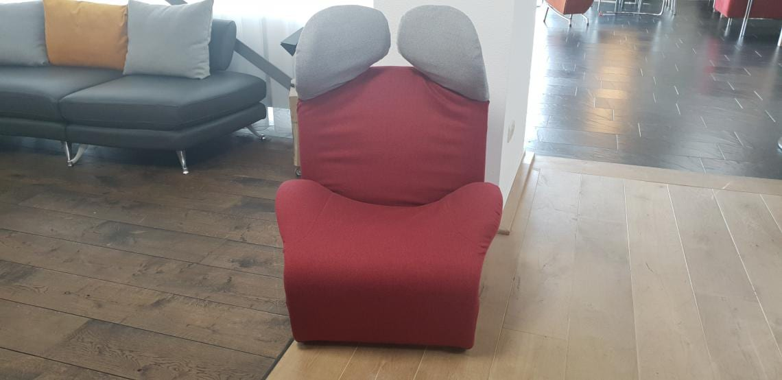 Cassina Wink fauteuil  - Refurbished