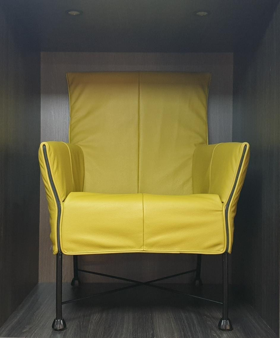 Montis Charly fauteuil appel groen  - Refurbished