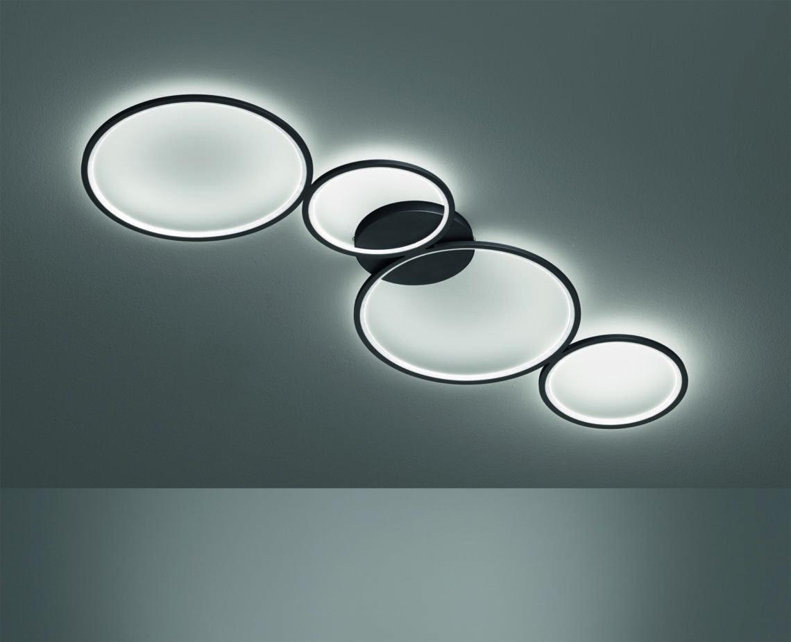 Trio Plafondlamp Rondo 622610432