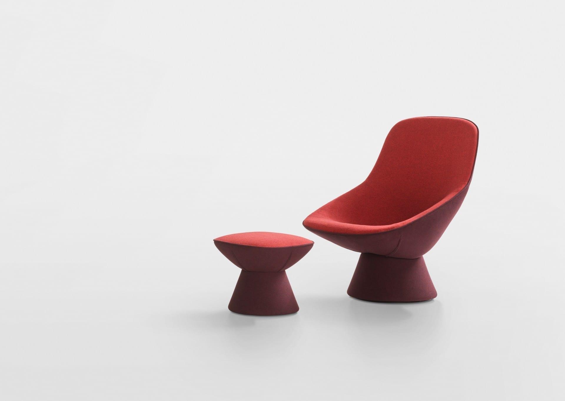 Artifort Pala fauteuil draaibaar