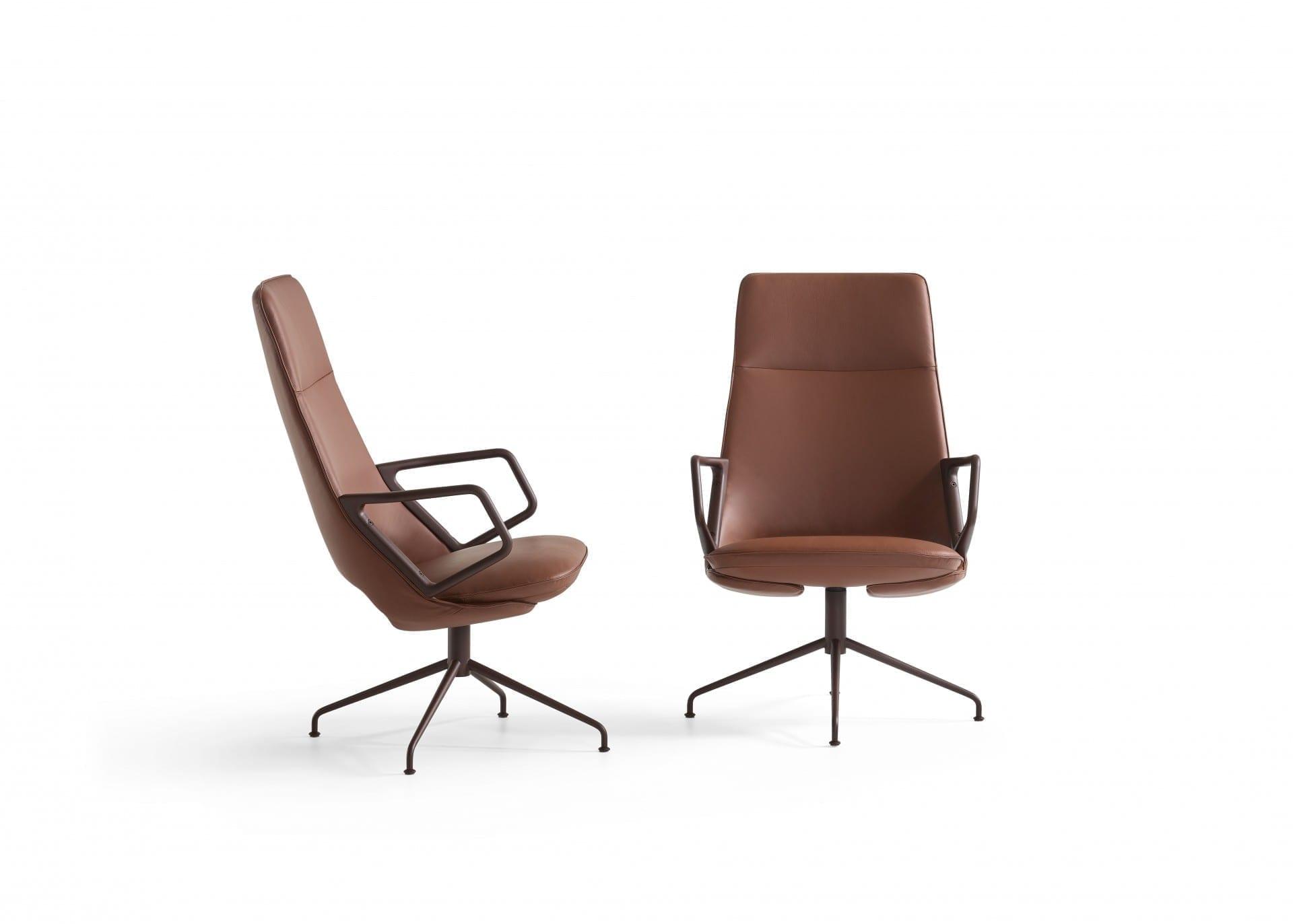 Artifort Zuma High Back fauteuil met armen