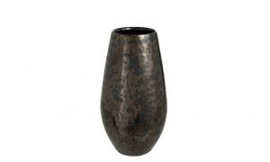 Vaas Antique Smokey Keramiek Zwart Small (98628)