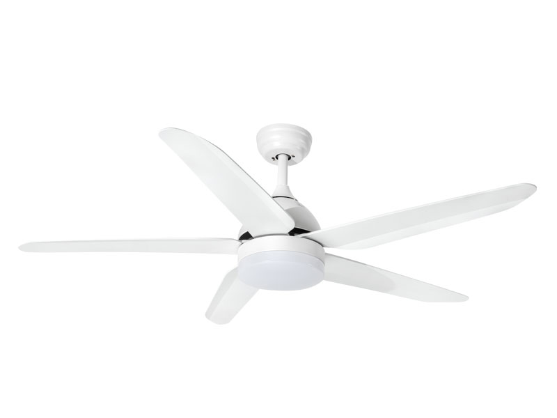 Plafondventilator The Fan no. 4 5 blads wit
