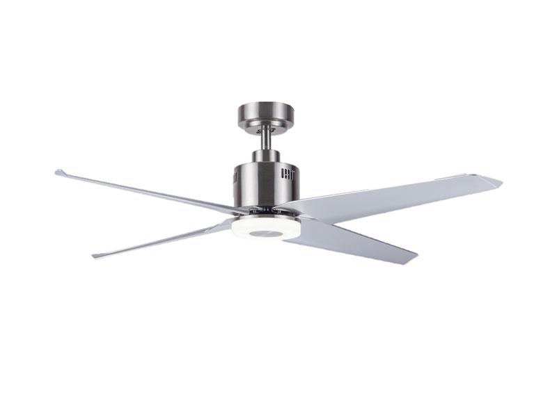Plafondventilator The Fan no. 6 4 blads staal