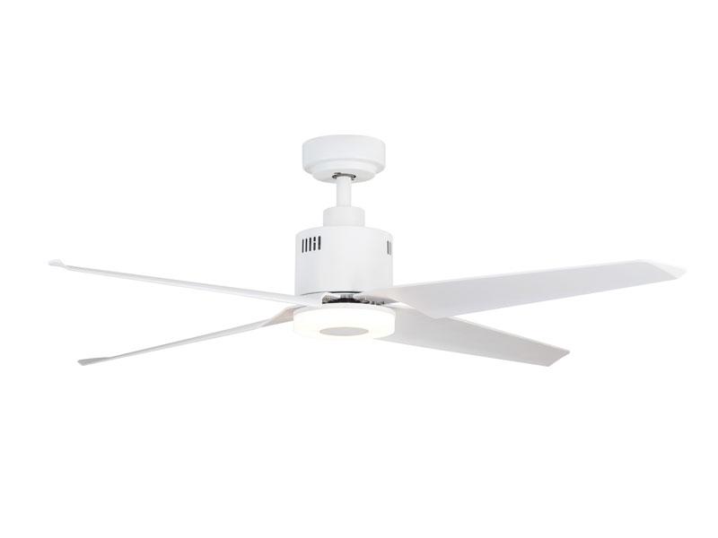 Plafondventilator The Fan no. 6 4 blads wit