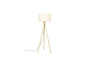 Zuiver Fan Vloerlamp Bamboo